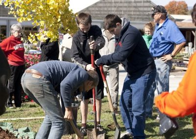 Take Root Planting Class, Chattanooga