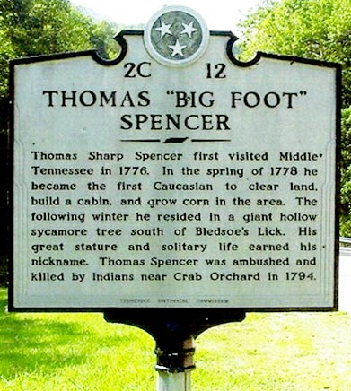 Thomas Spencer Sycamore Sign