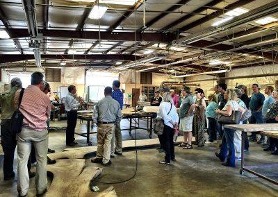 Woodland Tree Service Workshop