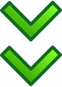 Double Green Arrow