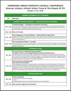 2018 Conference Agenda