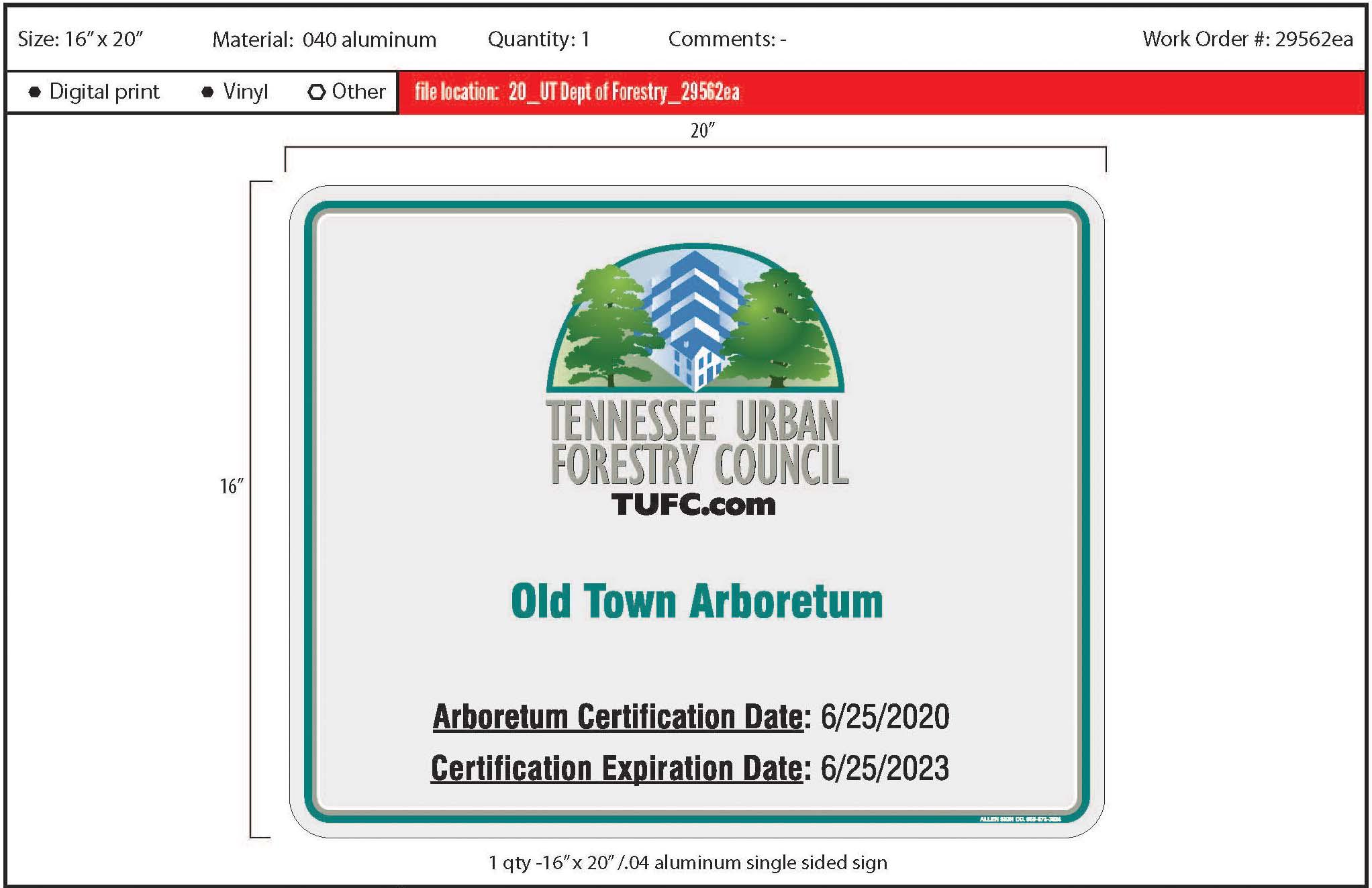 TUFC Arboretum Sign Example_Page_1