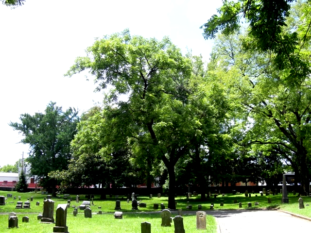 Old Gray Cemetery